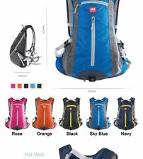 15L Bike Bicycle Bag Cycling Backpack Waterproof Breathable MTB Mountain Road Cy
