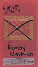 Guilty: 30 Years of Randy Newman [Box] by Randy Newman (CD, Nov-1998) SEALED!!!