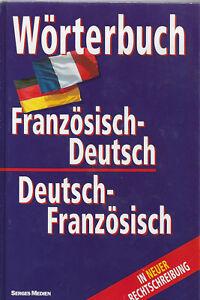 Deutsch-Französisch / Französisch-Deutsch Wörterbuch, neu