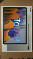 Samsung Galaxy Tab S7 256GB, Wi-Fi, 11 in - Mystic Silver - New Sealed