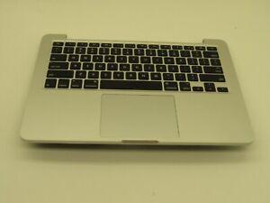 """Apple MacBook Pro A1425 2012 13"""" Palmrest w/Touchpad Keyboard Battery"""