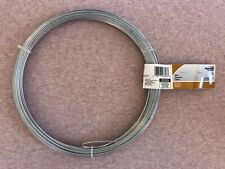 New listing National Hardware N266-981 Galvanized Wire, 14 Gauge x 100', 2568Bc
