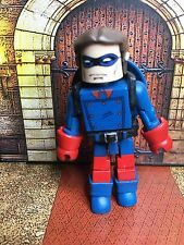Marvel Minimates CLASSIC BUCKY Invaders Box Set Loose Avengers Captain America
