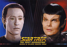 Star Trek TNG Heroes & Villains Promo Card P2