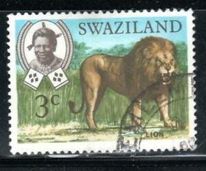 SWAZILAND STAMPS  USED LOT 51980