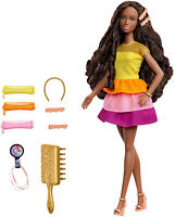 Barbie Ultimate Curls Doll 1 Kid Toy Gift