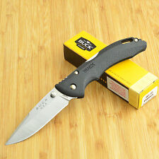 Buck Knives Bantam BLW 420HC Black Thermoplastic Handle Lockback Knife 285BKS