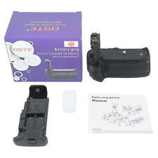 DSTE BG-E16 Battery Grip for Canon 7D MARK II 7D2 Camera as LP-E6 Battery