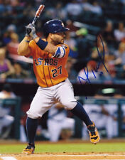 JOSE ALTUVE SIGNED PHOTO 8X10 RP AUTOGRAPHED HOUSTON ASTROS