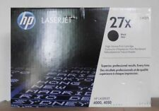 Original HP c4127x tóner Black para LaserJet 4000 4050 cartón C