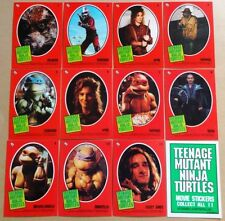 Action TV & Movies Complete Non-Sport Trading Card Sets