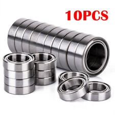 6700ZZ 10*15*4mm Deep Groove Metal Double Shielded Ball Bearing Thin Wall Roller