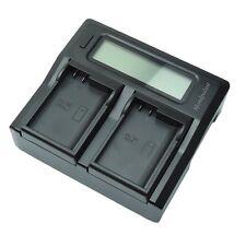 Mondpalast LCD Dual Digital Battery Charger for EN-EL15 ENEL15 enel15  Nikon D5
