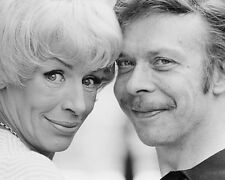 George and Mildred Fantatisc BW 10x8 Photo