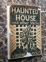 A Haunted House ~1944, by Virginia Woolf, First UK Edition,w/Orig Dust Jacket