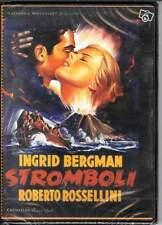 DVD Stromboli : Rossellini, Ingrid Bergman NEUF sous blister