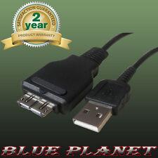 SONY Cybershot DSC-W210 / DSC-W215 / Cavo USB TRASFERIMENTO DATI Piombo UK
