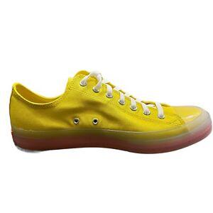 Converse Chuck Taylor All Star CX Low Mens 7.5 womens 9.5 Yellow Mango 168570C