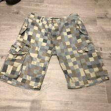 Men's FLY53 Cargo Shorts - Size 34 Waist - *VGC* (Vans, Oakley, Superdry, Levi)