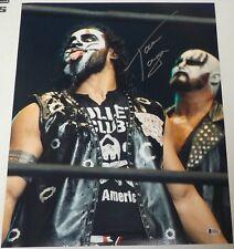 Tama Tonga Signed 16x20 Photo BAS COA New Japan Pro Wrestling Bullet Club NJPW 2