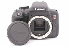 Canon EOS Rebel T6i / EOS 750D 24.2 MP Digital SLR Camera - Black (Body Only)