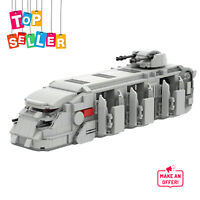 Imperial Troop Transport Rebels Revision MOC-38045 Building Blocks Bricks Toys