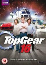 Top Gear Series 16 Digital Versatile Disc DVD Region 2 Shipp