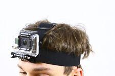 Fascia elastica per testa o casco per GoPro