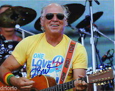 REPRINT - JIMMY BUFFETT #3 autographed signed photo copy reprint