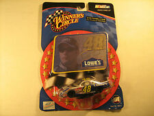 NASCAR 1:64 Scale Distributor Exclusive #48 JIMMIE JOHNSON 2002 Rookie [Y47c]