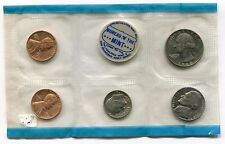 United States Original Uncirculated Mint Set of Coins from the Year 1968 - PHIL