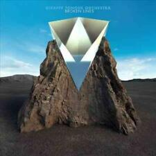 GIRAFFE TONGUE ORCHESTRA - BROKEN LINES [DIGIPAK] NEW CD