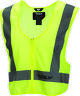 FLY Racing Reflective High-Visibility Motorcycle Safety Vest Mens Sz S/M Hi-Vis