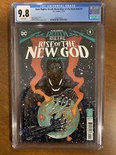 Dark Nights Death Metal: Rise of the New God #1 - CGC 9.8 - Tynion