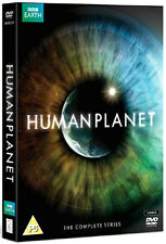 HUMAN PLANET - DVD - REGION 2 UK