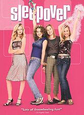 Sleepover (DVD, 2004) Alexa Vega, Mika Boorem, Jane Lynch, Sara Paxton...B