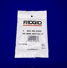 Ridgid 21533 Wheel Quick Change Pin (6-Pk)