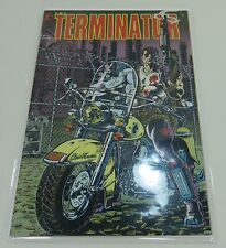 The Terminator Vol. 1 #2 September 1990  MINT Condition Dark Horse Comics