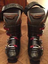 EUC LANGE SUREFOOT FLUID 130 SNOW SKI BOOTS Size 26.5