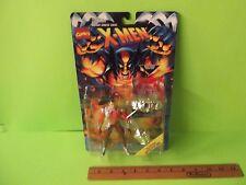 "X-Men  Mutant Genesis Series Sunfire 5""in Figure w/Removable Solar Armor Toy Biz"