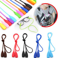 2PCS Silicone Sunglasses Glasses Straps Holder Safety Eyeglasses Retainer