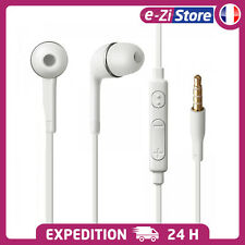 �‰COUTEURS ST�‰R�‰O INTRA-AURICULAIRE KIT PIETON iPHONE SAMSUNG LECTEUR Mp3 mP4