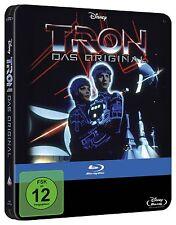 Blu-ray tron steelbook-L' original-walt Disney-NEUF & OVP