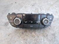 VAUXHALL INSIGNIA A (MK1) 2008-2017 HEATER AC CLIMATE CONTROL PANEL 13273095