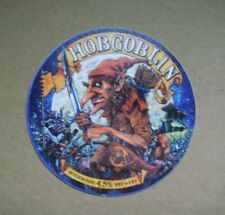 WYCHWOOD BREWERY NEW HOBGOBLIN BLOODIED SWORD PUMP CLIP FACE ONLY