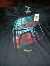 Star Wars Inside The Mandalorian Adult Tee Graphic T-Shirt for Men Medium Black