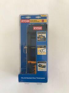 Ryobi Door Hinge Installation Kit- Fits all standard door thicknesses. Free Post