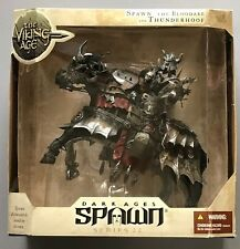 **BRAND NEW**McFarlane Spawn The Dark Ages Bloodaxe and Thunderhoof Viking Age