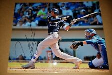 ORLANDO ARCIA BREWERS SIGNED 8X10 PHOTO W/ PROOF PIC