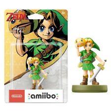 Nintendo Amiibo Link Figure Legend of Zelda Majora's Mask Switch US Pre-Order
